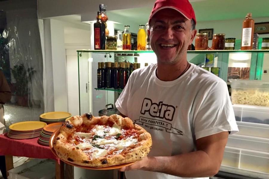 """Pizzeria gourmet """"Il Colmo del Pizzaiolo"""" – Monte di Procida (Naples)"""