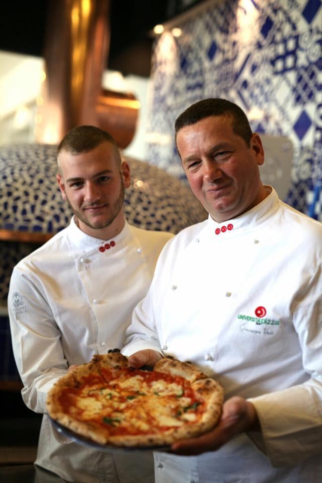 Pizza Gourmet di Giuseppe Vesi – Napoli (Vomero e via Caracciolo) e Milano
