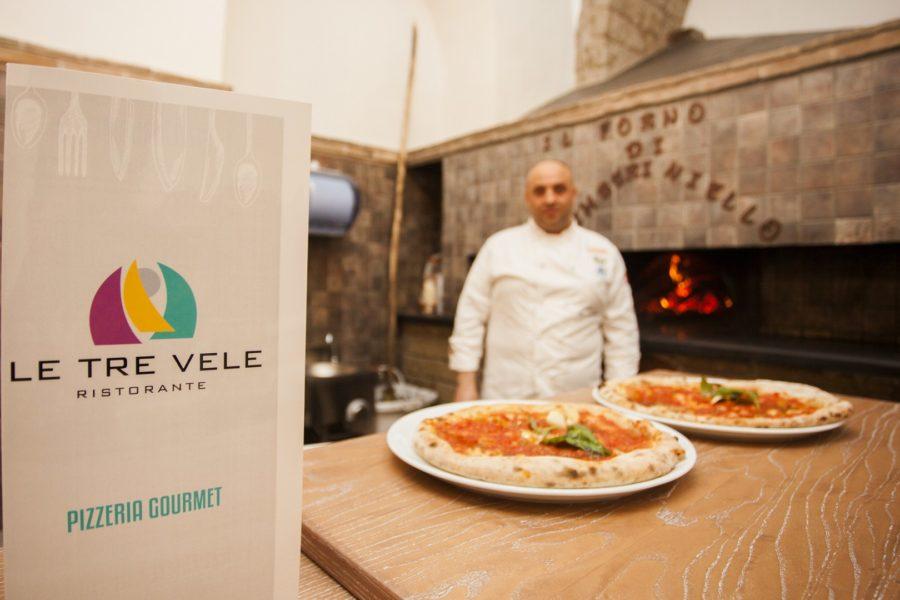 Le Tre Vele Ristorante Pizzeria Gourmet – Castellammare di Stabia (Napoli)